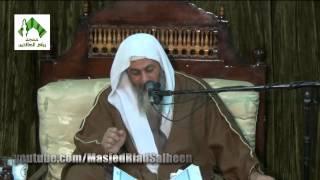 تفسير سورة البقرة (من الآية 75 إلى 85) للشيخ مصطفى العدوي 4-1-2015