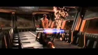 Anakin Skywalker VS Obi-Wan Kenobi, Audio Latino