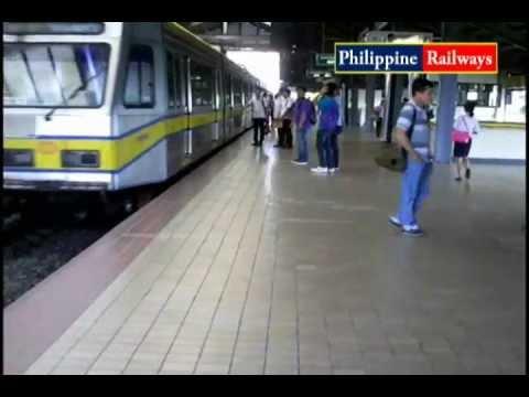 Xxx Mp4 Philippine Railways LRT 2g Leaving Central Terminal Southbound 3gp Sex