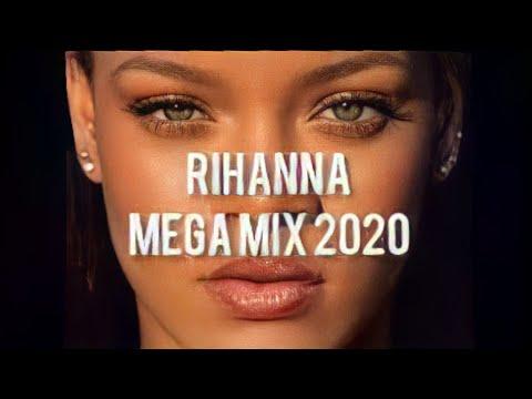 RIHANNA MEGAMIX 2020 grandes hits enganchados