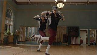 مسابقه نهایی رقص در لاس وگاس در قسمت پنجم فیلم «گام برتر» - cinema