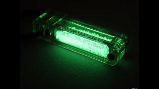 Tritium X (Reglow Stick) Key Chain