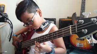 Cool Off by Session Road. Bass Guitar Cover by: JPC