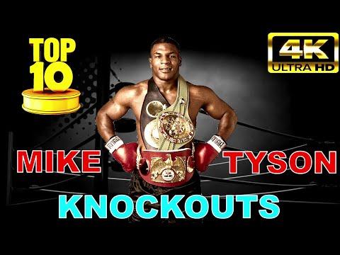 Top 10 Mike Tyson Best Knockouts HD