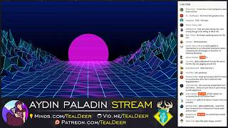TL;DR - r/K Selection, Life History Theory and More w/ Aydin Paladin
