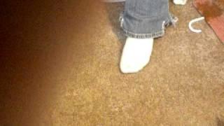 Gabi & Abby~ Our feet :D