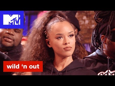 Xxx Mp4 Serayah Cuts The Beat Goes In On Nick Cannon Wild N Out Wildstyle 3gp Sex