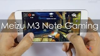 Meizu M3 Note Gaming Review with Popular Games