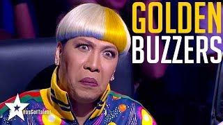 GOLDEN BUZZER Auditions on Pilipinas Got Talent 2018 | Got Talent Global
