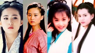 10 Nữ Diễn Viên đẹp nhất trong phim Kim Dung