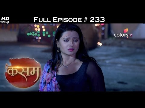 Kasam - 25th January 2017 - कसम - Full Episode (HD)