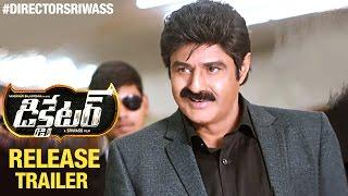 Dictator Release Trailer   Balakrishna   Anjali   SS Thaman   Sriwass   2016 Telugu Movie