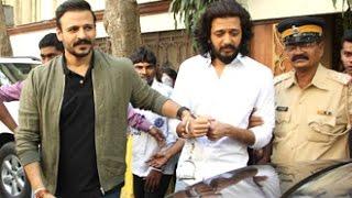 Vivek Oberoi Gets Riteish Deshmukh ARRESTED! | Bank Chor Promotion