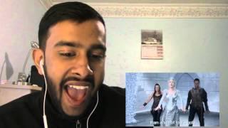FREYA vs RAVENNA: Princess Rap Battle (REACTION)