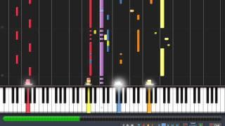 Star Blazers Theme Remix Synthesia
