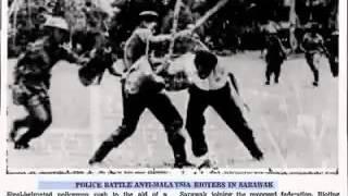 Sejarah sarawak 1961-1963