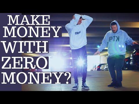 How to Make Money Online with ZERO MONEY 💸 (9 REAL METHODS)