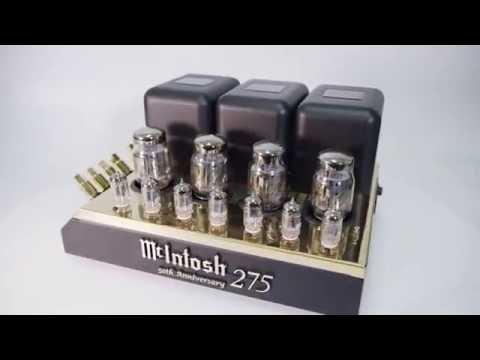 SoundStage! Shorts - McIntosh MC275 Stereo Amplifier (June 2016)