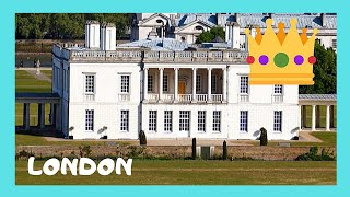 Historic QUEEN'S HOUSE in beautiful GREENWICH (London, England)