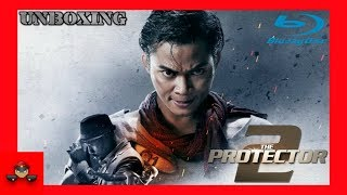 Unboxing The Protector 2 Tony Jaa Blu Ray 3D HD 1080P