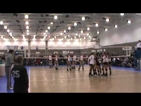 Courtney Kendig Volleyball Highlights