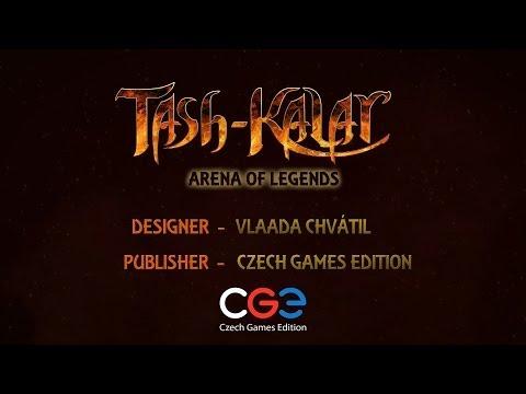 Tash-Kalar Video 1 - Introductory Game