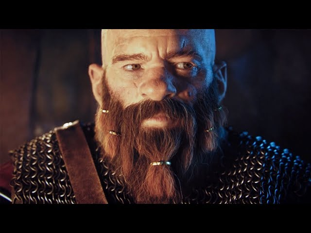 Top 5 Video Game Cinematic Trailers 2017 HD