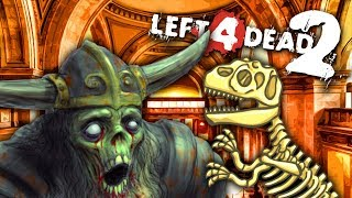 Night at the Museum (L4D2 Zombies, Devil's Chapel #3)