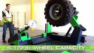 WS-12660 Automatic Heavy-Duty Tire Changer