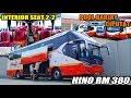 Download Video Line Perdana Ciputat, Bus Harapan Jaya Hino RM 380 Legacy SR2 XHD Prime (Pool Harapan Jaya) 3GP MP4 FLV