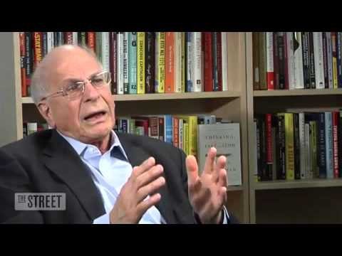 Kahneman: Think 'Fast And Slow' About Index Funds