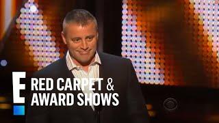 Matt LeBlanc presents at People's Choice Awards 2014