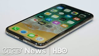 The Compromise Of Apple's Most Expensive iPhone Yet (HBO)