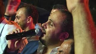 اغنية اه يا دنيا بصوت النجوم شادي البوريني وقاسم النجار من مهرجان المهندس فراس افراح ال الحج اسعد