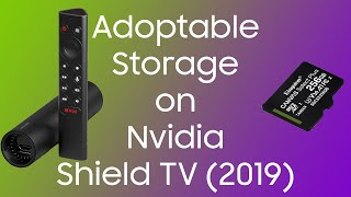 How to Increase Storage on the new NVIDIA SHIELD TV (2019)