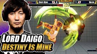 SFV AE ➡ Daigo 💥 Destiny Is Mine