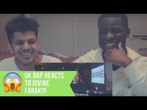 Xxx Mp4 Divine Farak REACTION UK ARTISTS REACT TO INDIAN RAP 3gp Sex