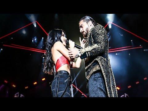 Xxx Mp4 Becky G Mayores Ft Maluma Live At The Forum 3gp Sex