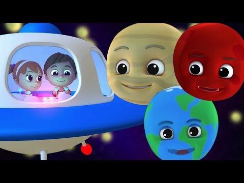 Download anak-anak planet lagu |  Belajar tata surya | Lagu pembibitan | Rhymes For Kids | Planet Song free