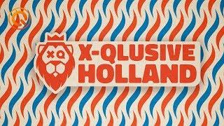 X-Qlusive Holland 2019   De Aankondiging