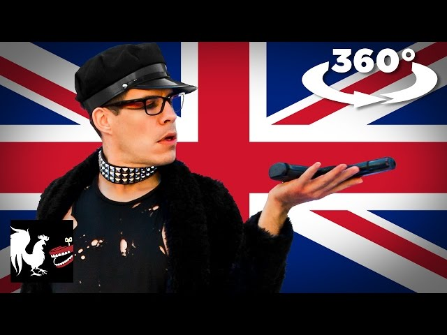Eleven Little Roosters 360: Reunion in the UK