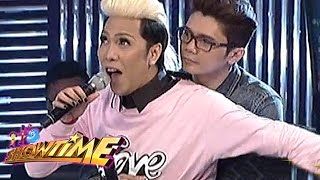 Vice and Vhong goes Titanic!