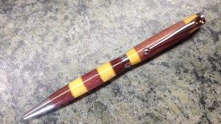 Making Pen Blanks From Cut Offs