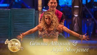 Gemma and Aljaz Salsa to 'Sun Comes Up' - Strictly Come Dancing 2017