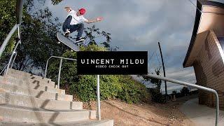 Video Check Out: Vincent Milou | TransWorld SKATEboarding