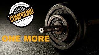 Compund gym ONE MORE ||ED||