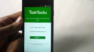 (Updated)Hack task bucks Without root And get Rs.500 instantly Nov-Dec (link in description)