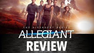 The Divergent Series׃ Allegiant Full Movie Trailer #1 2016 Movie HD