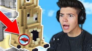 WORLDS UGLIEST BASE DEFENSE! | Minecraft BED WARS