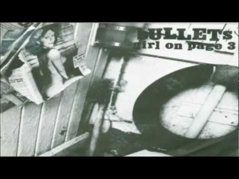 Grammar School Girls - By Bullets [B-Side[[Girl On Page 3 Single]